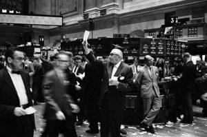NY Trading Floor